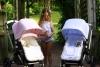 BabyLuna diseña y confecciona a mano fundas para carritos Bugaboo