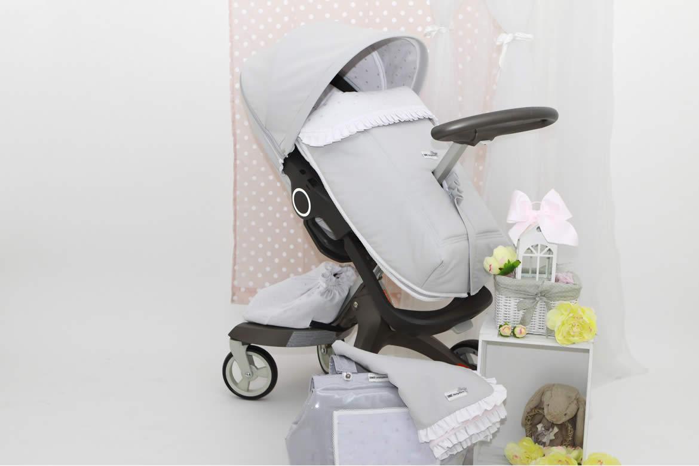 Fundas, capotas, colchas, sacos y colchonetas para sillas de paseo Stokke Xplory, Stokke Cruisi, Stokke Trailz,... diseñados por BabyLuna